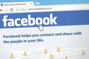 crear página facebook